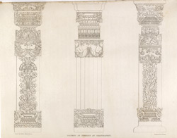 Columns of Temples at Chandravati plate 16